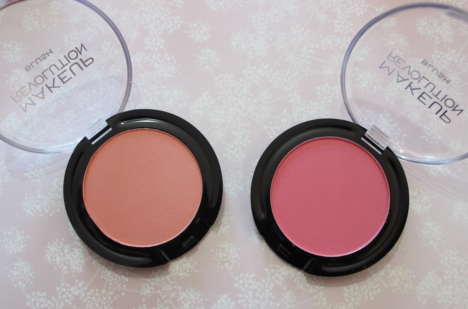 Makeup Revolution Powder Blushers
