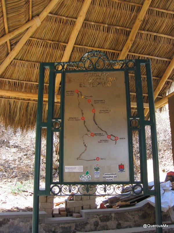 Sendero interpretativo El Tépalo, Chapala