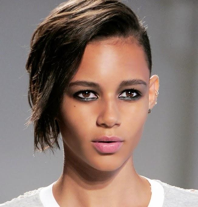 Geschoren Kapsels op Pinterest Half Geschoren Haar  - geschoren kapsels vrouwen
