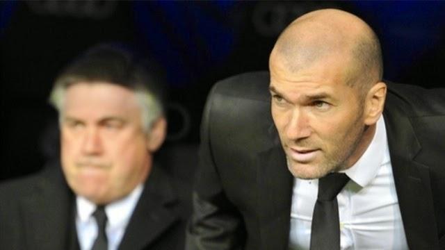 رسميا : زين الدين زيدان مدربا لشباب ريال مدريد
