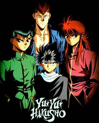 yuyuhakusho Download   Yu Yu Hakusho Completo   Dublado