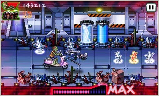 Zombie Runner Z for iPhone