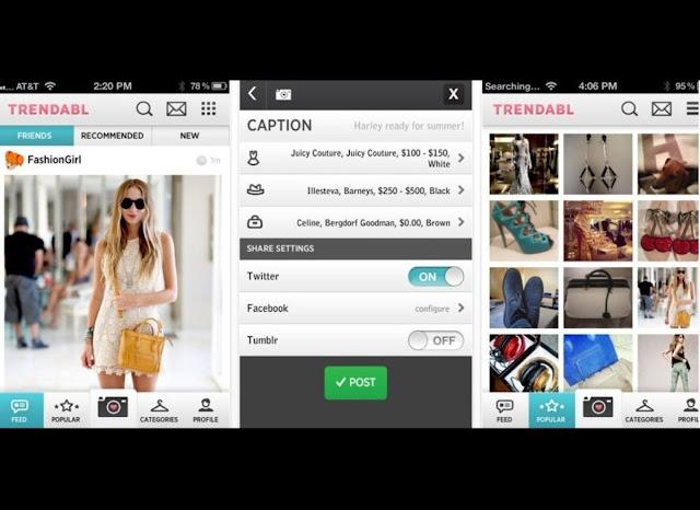 Update Gaya Berbusana Terkini Lewat Aplikasi Fashion di android