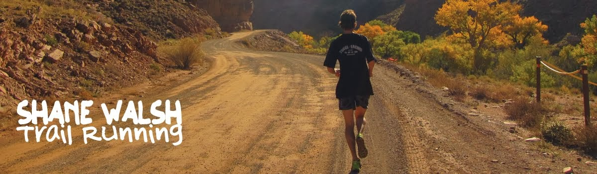 Shane Walsh | Trail Running and Racing