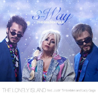 The Lonely Island feat. Justin Timberlake & Lady GaGa - 3-Way (The Golden Rule)