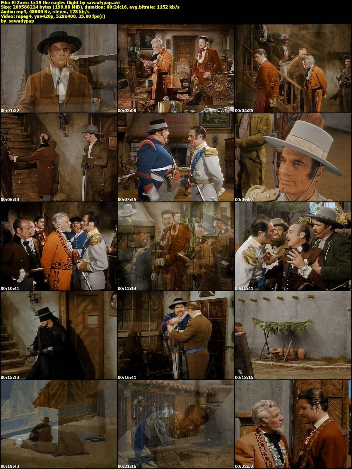 El Zorro [1° Temporada][DVDRip][Latino]