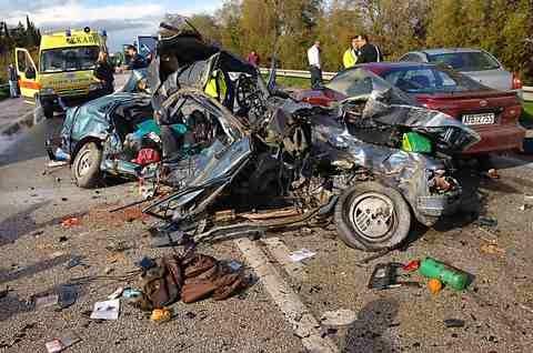 Στην χώρα μας χρειάζονται τηλεοπτικά σποτ ή εκπαίδευση - αστυνόμευση και πειθαρχία για να σωθούν ζωές στον δρόμο; Μάλλον σποτ... «Η ζωή μπορεί να χαθεί σε μία στιγμή, ας την προστατεύσουμε»