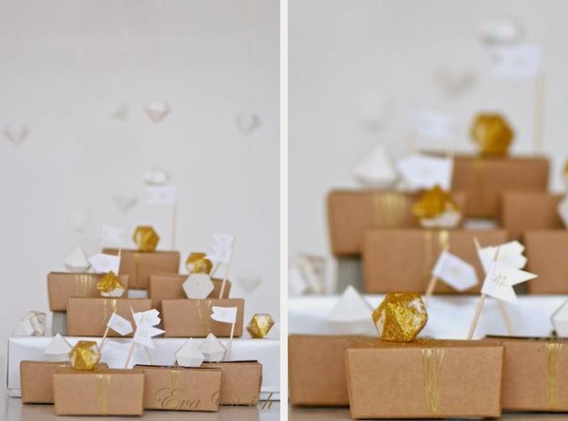 Kukuwaja Mit Liebe Verpackt Kraftpapier In Kombi Mit