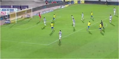 1-0 gol Jonathan Viera UD Las Palmas Real Sociedad