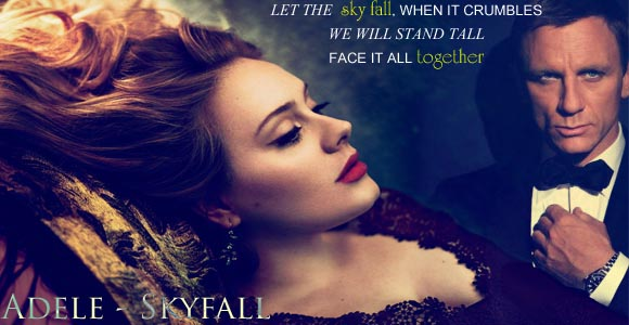 Skyfall Theme Song - Adele