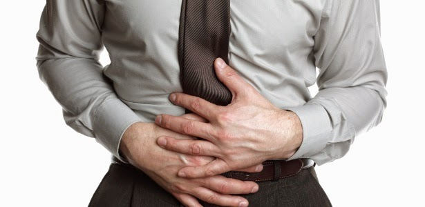 Por que sentimos dor na barriga?