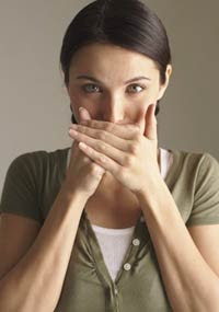 Cegah Bau Mulut