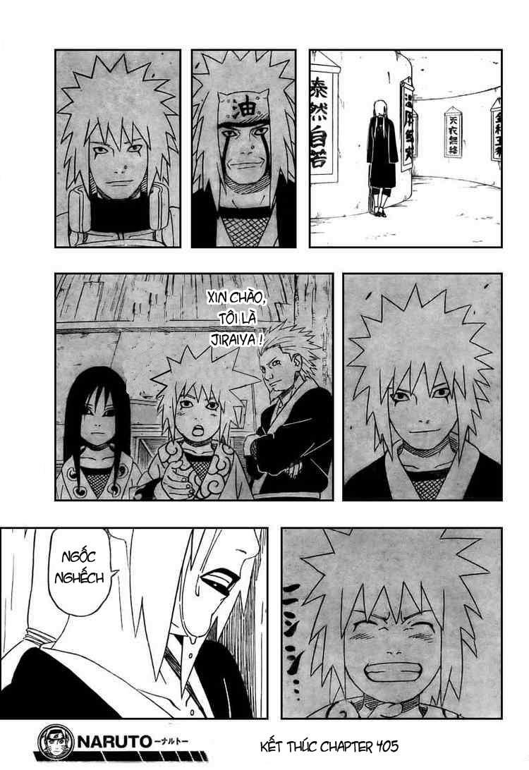 Naruto chap 405 Trang 18 - Mangak.info