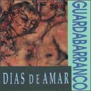 Carátula de Días de amar (Dúo Guardabarranco 1990)
