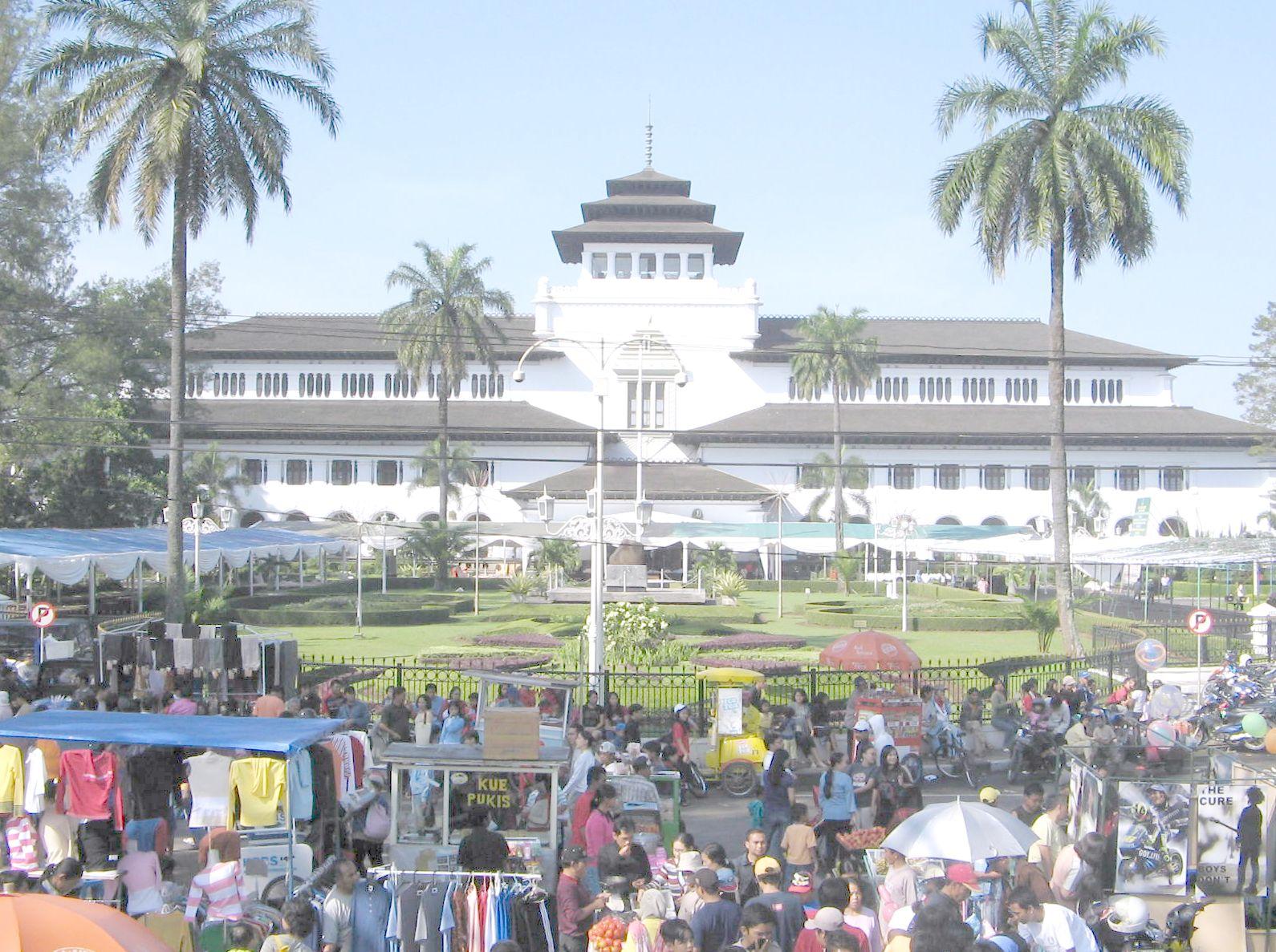 Daftar Obyek Wisata di Bandung