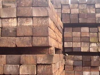 negocio alquiler de madera