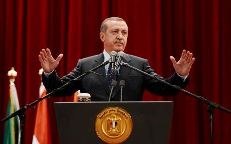 Mesir Dan Turki Akan Pertahan Gaza - Erdoğan