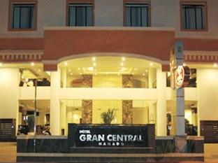Harga Hotel di Manado, Gran Central Hotel
