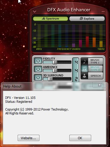 Dfx audio enhancer v11 105 winamp