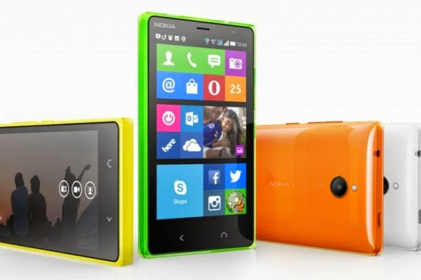 Harga Nokia X2 Dual Core Android Jelly Bean September 2014