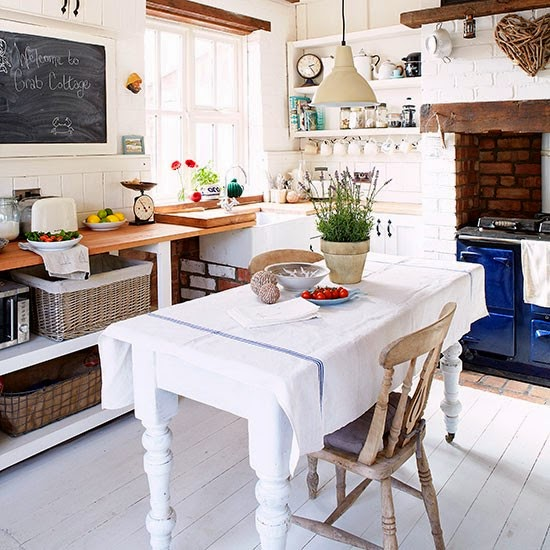 Costal country House {home-tour}