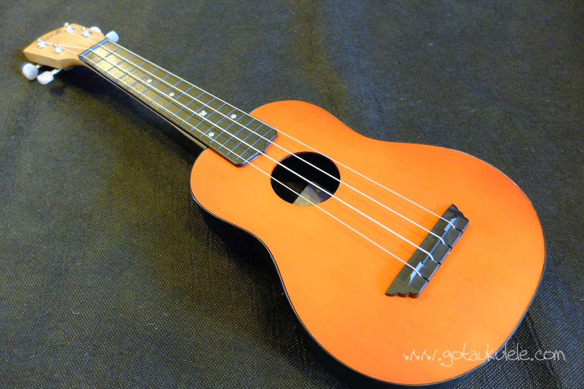 Alic Soprano ukulele