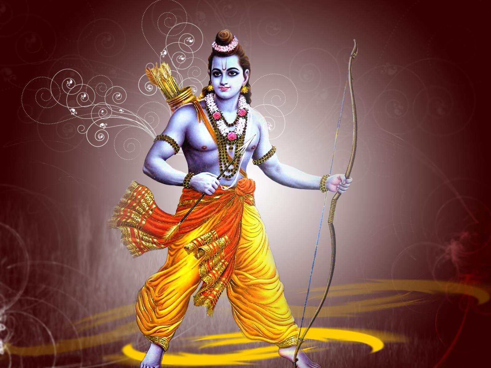 shree ram wallpapers