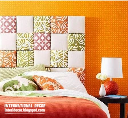 10 creative headboard designs for romantic bedroom for Different headboards for beds