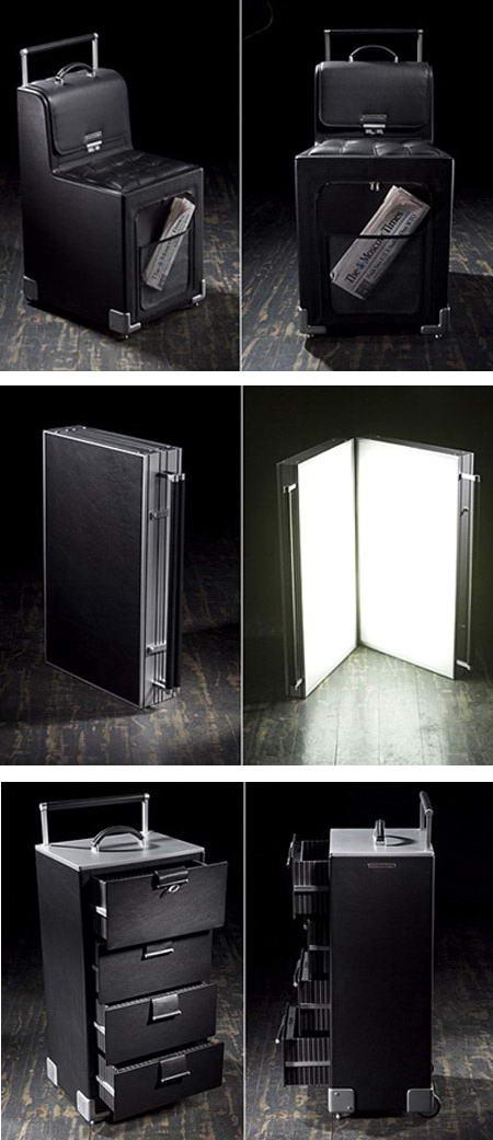 a97660 negro 11 Desain Koper Yang Kreatif dan Berani Untuk Menemani Perjalanan Indah Anda