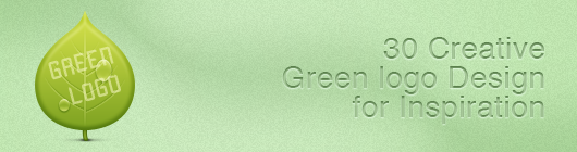 30 Creative Green logo Design for Inspiration