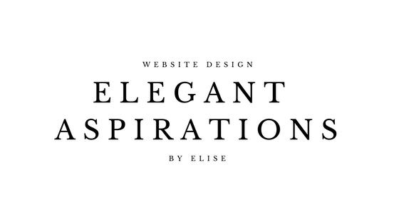 ::Elegant Aspirations by Elise::