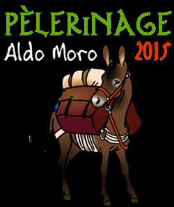 Pèlerinage Aldo Moro 2015