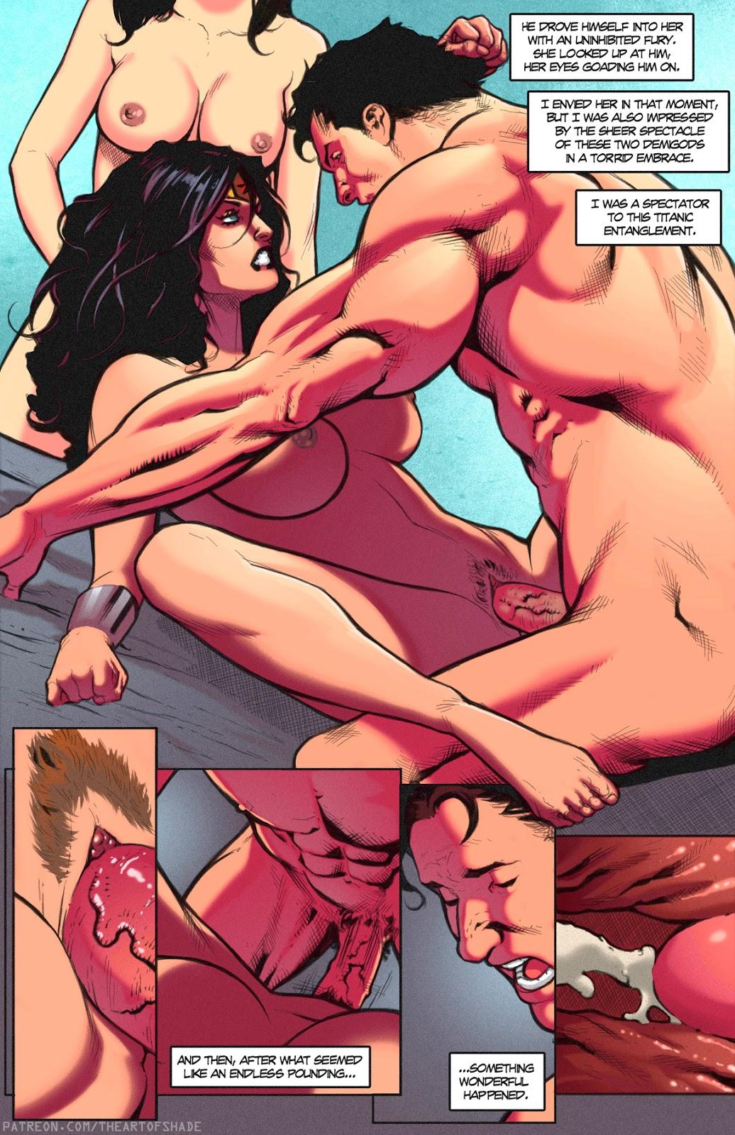 Komik wauw xxx erotica gallery