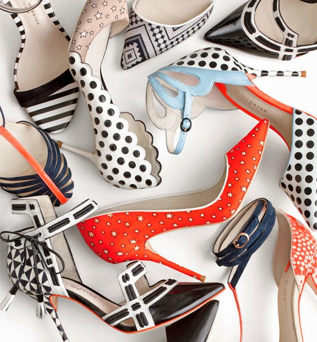 Sophia Webster, JCrew, Shoes, 2014