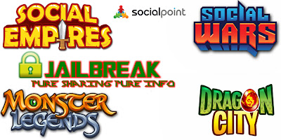 26 December 2013 Social Points ToolsCollection Special X-Mas  Hello Jailbreaker,Need More Gold? Ok Use This Hack Link But Get Less Gold Than Before Only 5M Per Submit.Hmmm I Will Give 1 More Link....  FEAUTURES  -Dragon City Hack  -Monster Legends Hack  -Tools Social Wars And Social Empires Hack  -Dark Warriors Hack  REQUIRED LINK     Collection Tools HERE     BONUS LINK   Gold HERE(NOPROXY)     NOTE :  Find Proxy HERE  If U Get Session Die/Die Session so your dragon city cant opened for 30 minutes/BANNED     ADMIN : AgunkAvelin     ENJOY