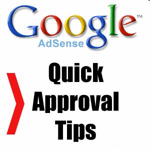 Cara Cepat Diterima Google Adsense
