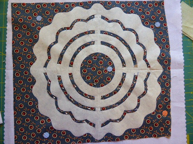 Chester County Criswell Quilt Block #20