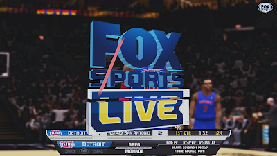 NBA 2K14 FOX Sports TV Full Presentation Mod