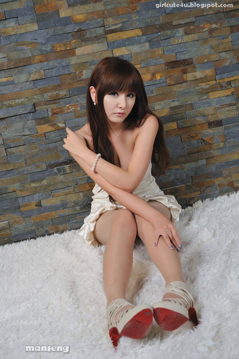 UGIRLS U272 Jin Yu Xi (金禹熙) - Ảnh khỏa thân girl xinh sexy