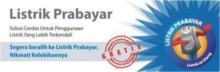 Token PLN Prabayar Thalita Reload Pulsa Murah Payment PPOB Resmi