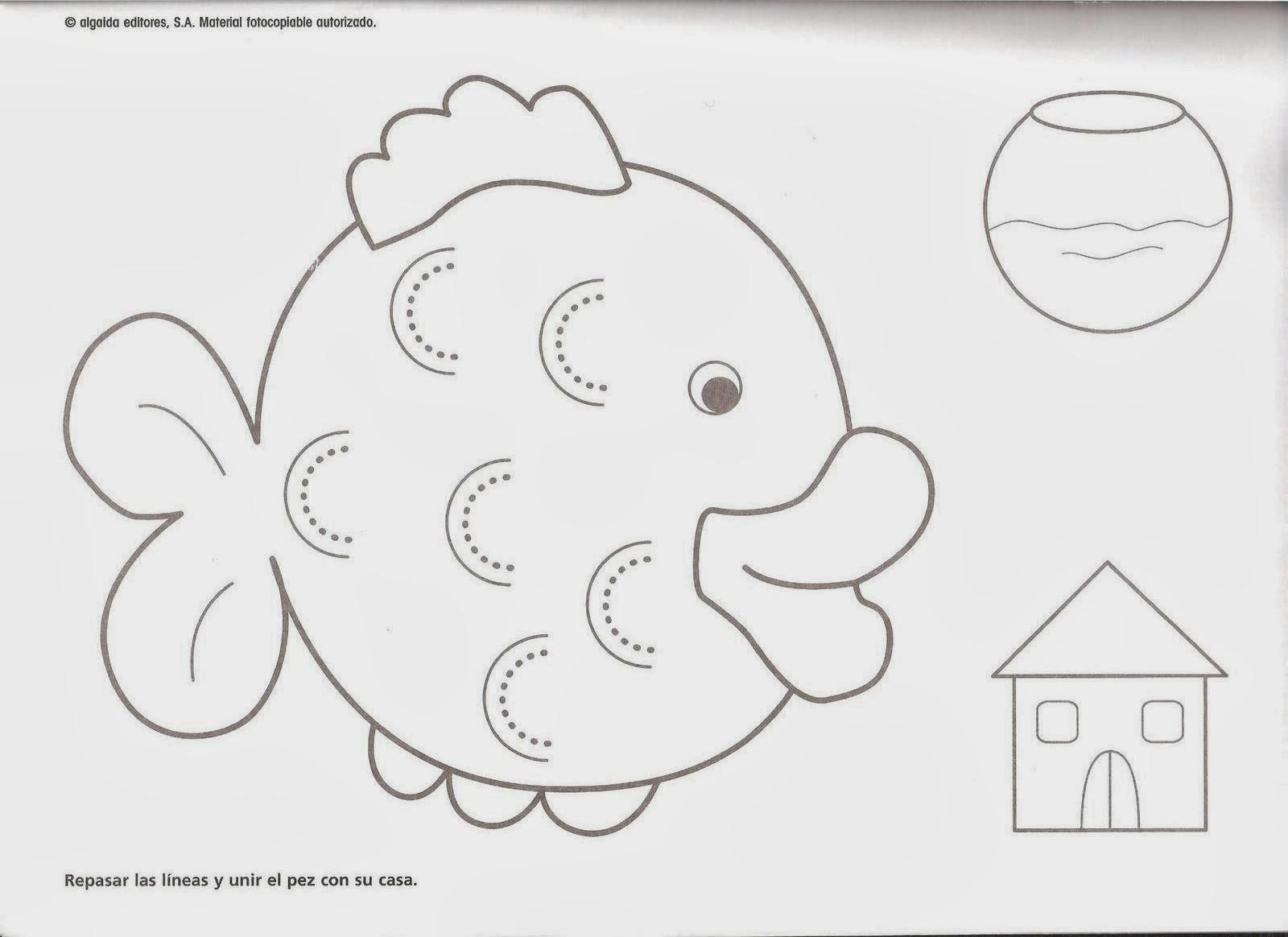 de escritura para ninos de 3:
