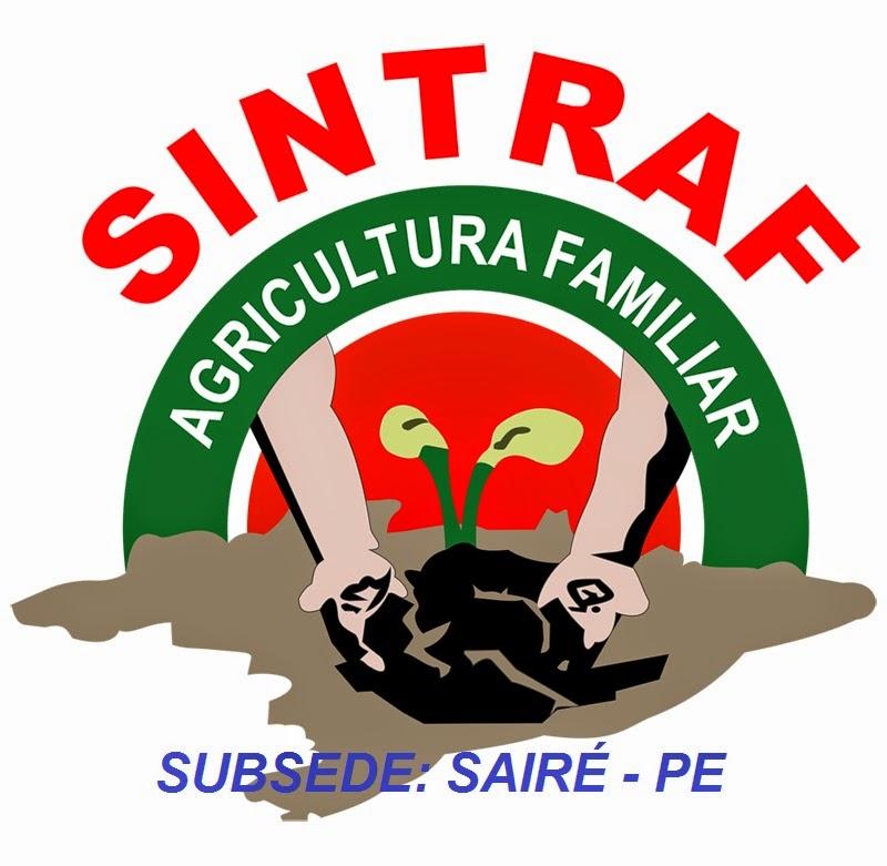 Sintraf - Sairé