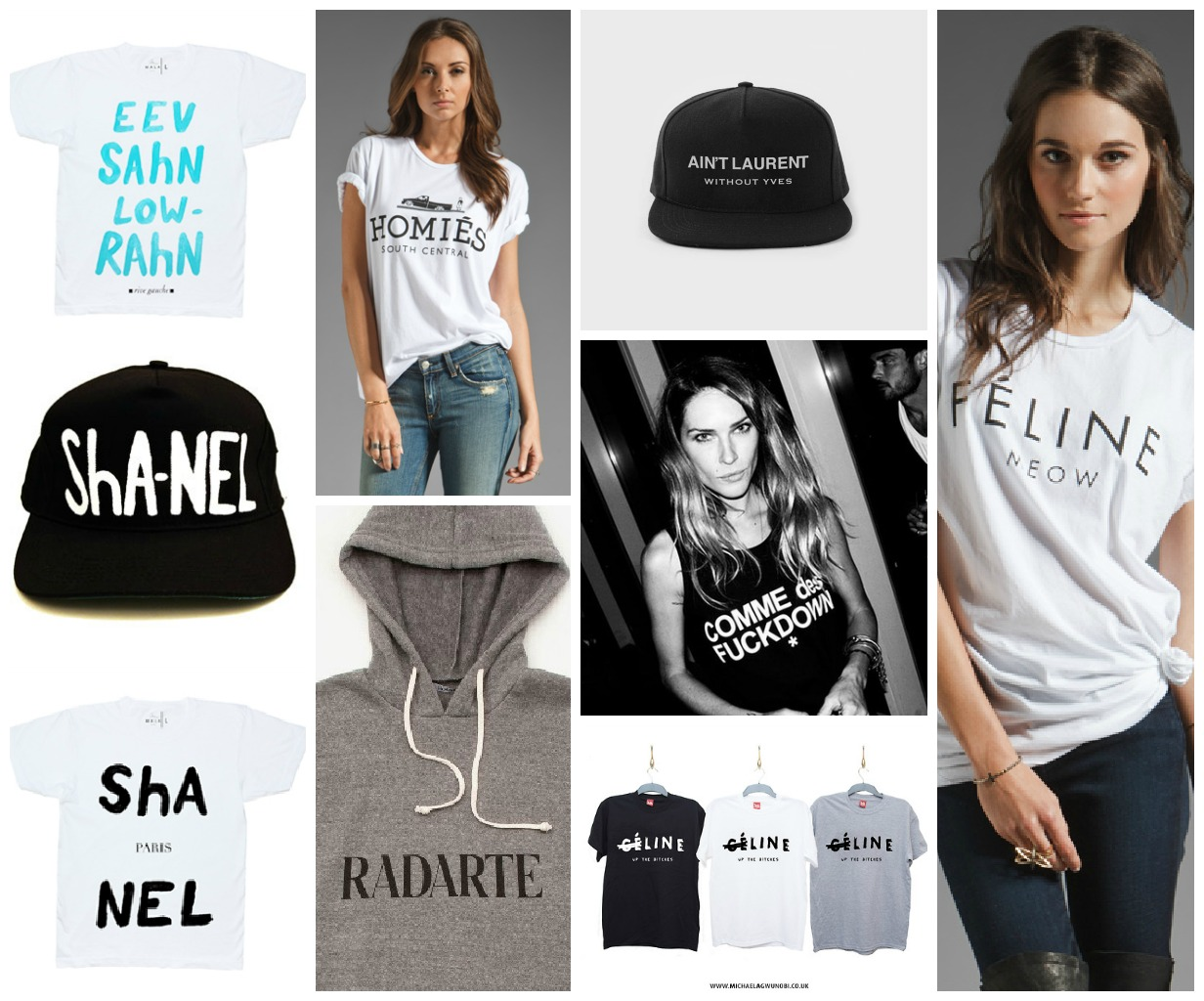 Pronunciation of fashion brands 41