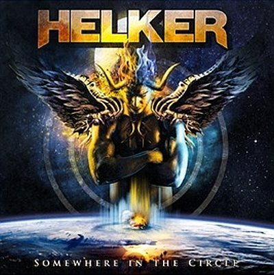 "Helker La+Maquina - HELKER ""Somewhere In the Circle"" nuevo disco AFM Records."