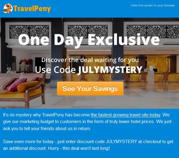 Hoteles Travel Pony