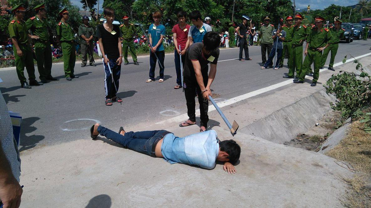 Gia Lai: 24 đối tượng bị khởi tố vụ trung úy công an bị đánh chết