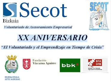 XX ANIVERSARIO DE SECOT BIZKAIA