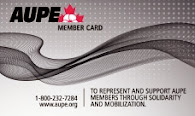 To order your new AUPE Member card or update your contact information, click on image below