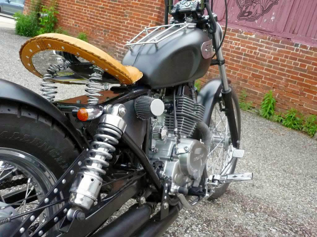2007 honda rebel bobber by bullit custom cycles & 2007 honda rebel bobber by bullit custom cycles - bikerMetric Aboutintivar.Com