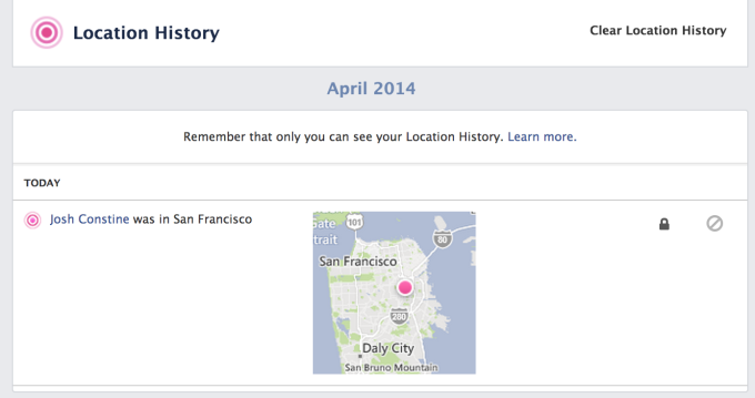 how to find nearby friends on facebook